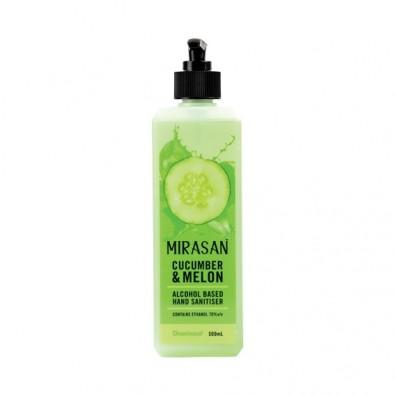 Mirasan Cucumber & Melon Hand Sanitiser