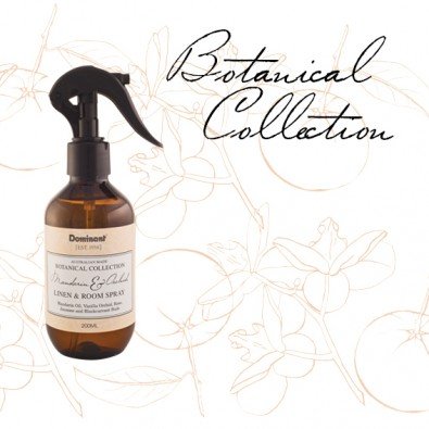 Botanical Linen & Room Spray
