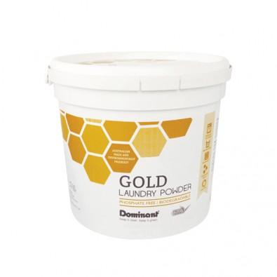 Gold Laundry Powder Dominant Home