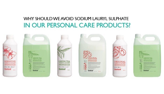 Why should we avoid Sodium Lauryl Sulphate in our personal care products?