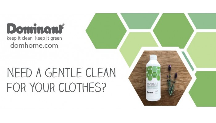 Need a gentle clean for your clothes?